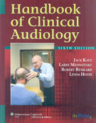 Handbook of Clinical Audiology 6th Edition 9780781781060 078178106X