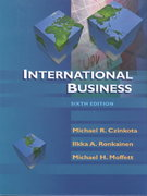 International Business 6th edition 9780030351792 0030351790