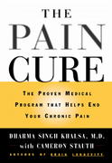 The Pain Cure 1st edition 9780446523059 0446523054