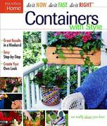 Containers with Style 0 9781561586783 1561586781