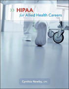 HIPAA for Allied Health Careers 1st edition 9780073374123 0073374121