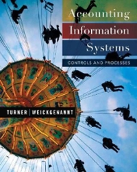 Accounting Information Systems 1st edition 9780471479512 0471479519