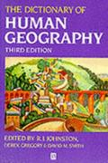 Dictionary of Human Geography 3rd edition 9780631181422 0631181423