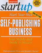 Start Your Own Self-Publishing Business 2nd edition 9781599181035 1599181037