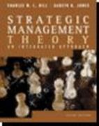 Strategic Management Theory 6th edition 9780618318193 0618318194