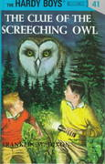 Hardy Boys 41: the Clue of the Screeching Owl 0 9780448089416 0448089416
