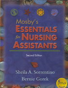 Mosby's Essentials for Nursing Assistants 2nd edition 9780323013246 0323013244