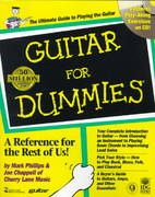 Guitar For Dummies 1st edition 9780764551062 076455106X