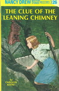 Nancy Drew 26: the Clue of the Leaning Chimney 0 9780448095264 0448095262