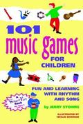 101 Music Games for Children 0 9780897931649 0897931645