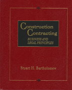 Construction Contracting 1st edition 9780132644419 013264441X