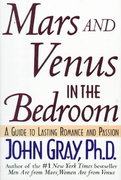Mars and Venus in the Bedroom 1st edition 9780060172121 0060172126