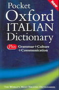 Pocket Oxford Italian Dictionary 3rd edition 9780198614364 0198614365
