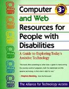 Computer and Web Resources for People with Disabilites 3rd edition 9780897933001 0897933001