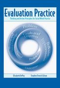 Evaluation Practice 1st edition 9780534543914 053454391X