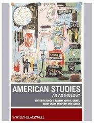 American Studies 1st Edition 9781405113526 1405113529