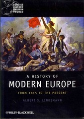 A History of Modern Europe 1st Edition 9781405121873 1405121874