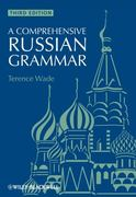 A Comprehensive Russian Grammar 3rd Edition 9781405136396 1405136391