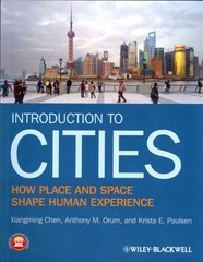 Introduction to Cities 1st Edition 9781118261293 1118261291