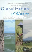 Globalization of Water 1st edition 9781405163354 1405163356