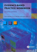Evidence-Based Practice Workbook 2nd Edition 9781405167284 1405167289