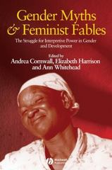 Gender Myths and Feminist Fables 1st edition 9781405169370 1405169370
