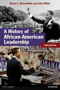 A History of African-American Leadership 3rd Edition 9781317866244 131786624X