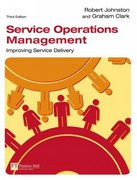 Service Operations Management 3rd edition 9781405847322 1405847328