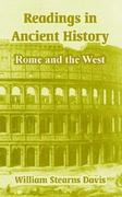 Readings in Ancient History 0 9781410213150 1410213153