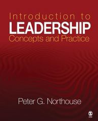 Introduction to Leadership 1st edition 9781412916554 1412916550