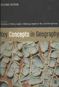 Key Concepts in Geography 2nd Edition 9781412930222 1412930227