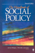 The Handbook of Social Policy 2nd Edition 9781452223032 1452223033