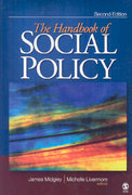 The Handbook of Social Policy 2nd edition 9781412950770 1412950775