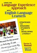 Using the Language Experience Approach With English Language Learners 0 9781412955041 1412955041