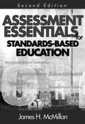 Assessment Essentials for Standards-Based Education 2nd edition 9781412955515 1412955513