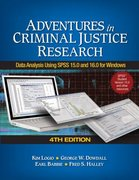 Adventures in Criminal Justice Research 4th edition 9781412963527 1412963524