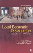Local Economic Development 2nd edition 9781412964838 1412964830