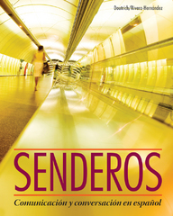 Senderos (with iLrn Advance Printed Access Card) 1st Edition 9781413018790 1413018793