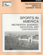 Sports in America 1st edition 9781414431680 1414431686