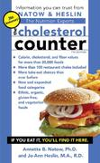 The Cholesterol Counter 7th edition 9781416509851 1416509852
