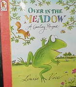 Over in the Meadow Big Book 0 9780763612856 0763612855