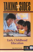 Taking Sides: Clashing Views in Early Childhood Education 2nd Edition 9780073515304 0073515302