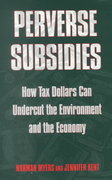 Perverse Subsidies 2nd edition 9781559638340 1559638346