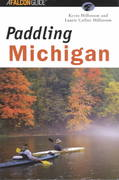 Paddling Michigan 0 9781560448389 1560448385