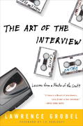 The Art of the Interview 1st edition 9781400050710 1400050715