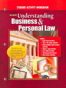 Glencoe Understanding Business and Personal Law 0 9780078681059 0078681057