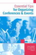 Essential Tips for Organizing Conferences & Events 1st edition 9780203416532 0203416538