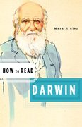 How to Read Darwin 1st edition 9780393328813 0393328813
