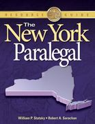 The New York Paralegal 1st edition 9781133168317 1133168310