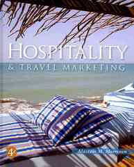 Hospitality and Travel Marketing 4th Edition 9781418016555 1418016551